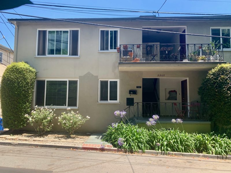 2268 N. Gower St. Los Angeles CA 90068                           1 bed, 1 bath $1995 (Available Now)