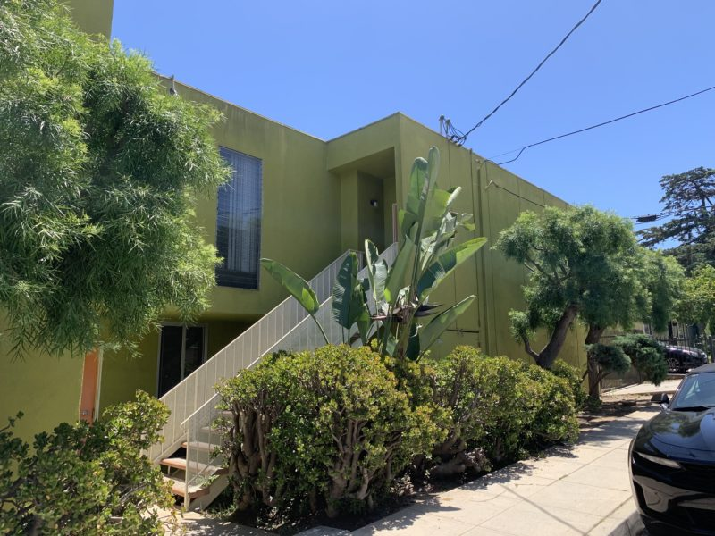 1956 Apex Ave. #4 Los Angeles CA 90039. 3 Bed, 2 Bath w/ large balcony $3,295