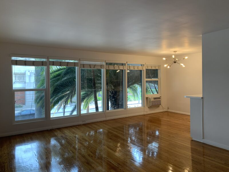 1709 N. Fuller Ave. #3 Los Angeles CA. 90046. 1 Bed, 1 Bath with parking. $1,995