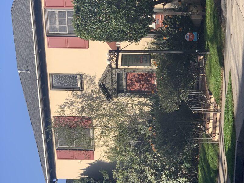 1641 1/2 Lyman Place. Los Feliz, CA. 90027. Top floor 2 Bed, 1 Bath w/ hardwood floors. $2,750