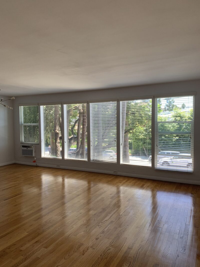 1710 Camino Palmero St. #3 Los Angeles, CA. 90046. 1 Bed, 1 Bath w/ wall of windows $2,100.